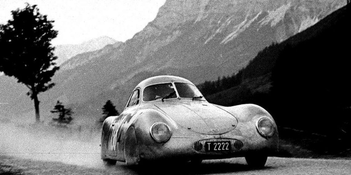 Corrida nos Alpes Austríacos em 1950 (RM Sotheby's)