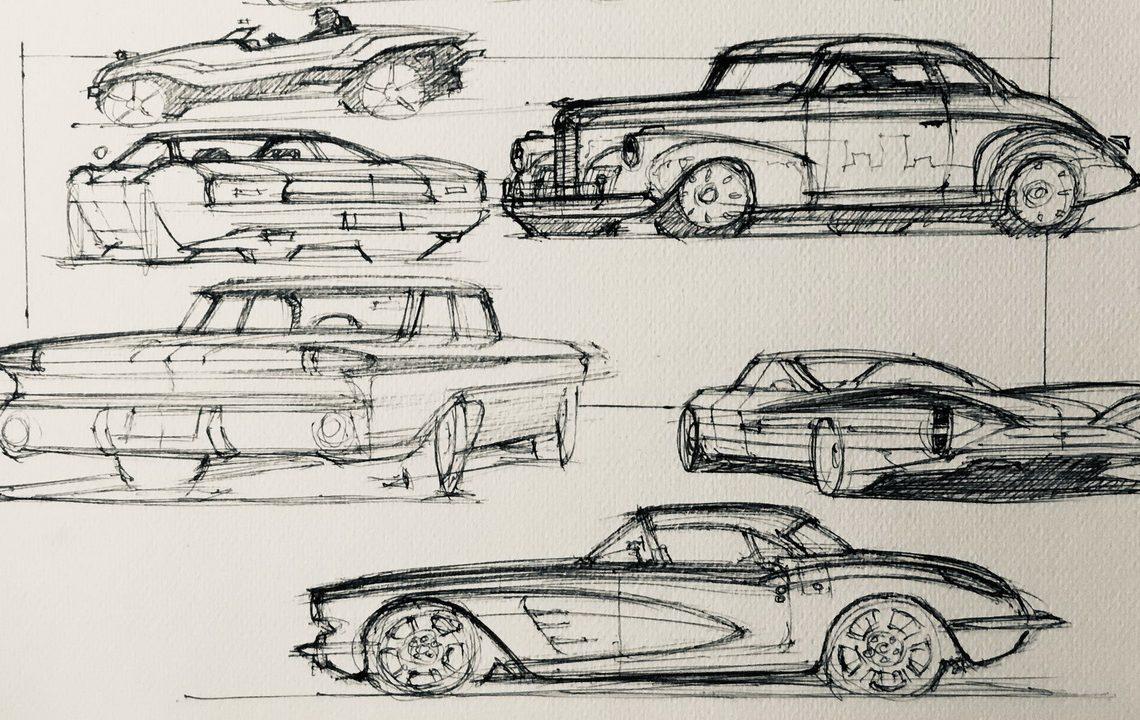 Desenhos do autor