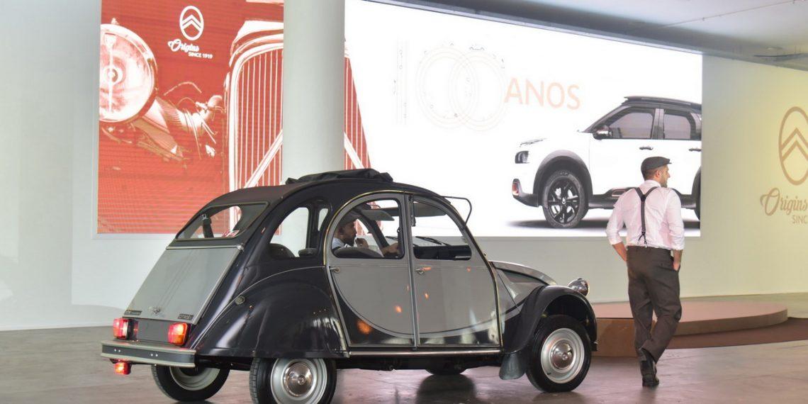 Citroën 2CV (Foto: organização)