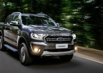 Ford Ranger Limited 2020 (Foto: divulgação Ford)
