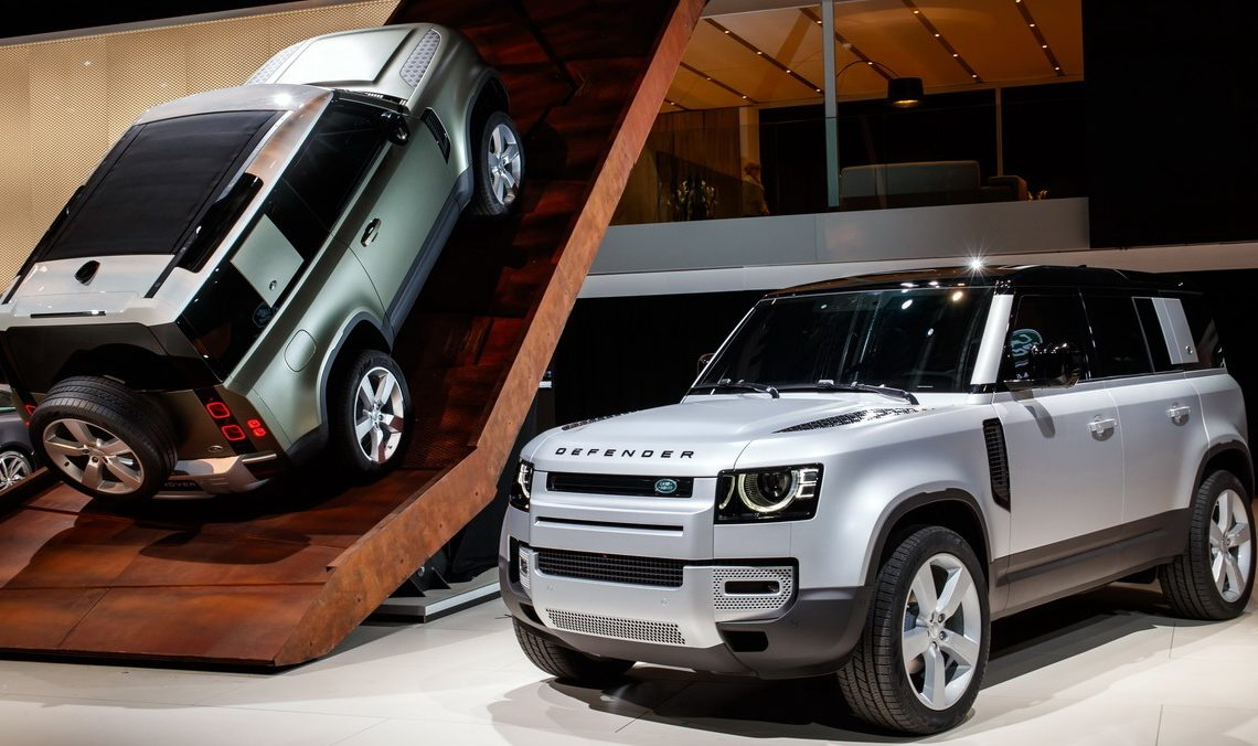 Fotos: Divulgação Land Rover