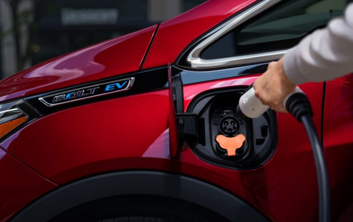 Chevrolet Bolt (Foto: divulgação GM)