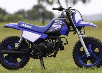 A única cor disponível é o azul (Foto: Yamaha)