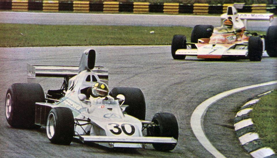 Foto: FB - Copersucar Fittipaldi F1
