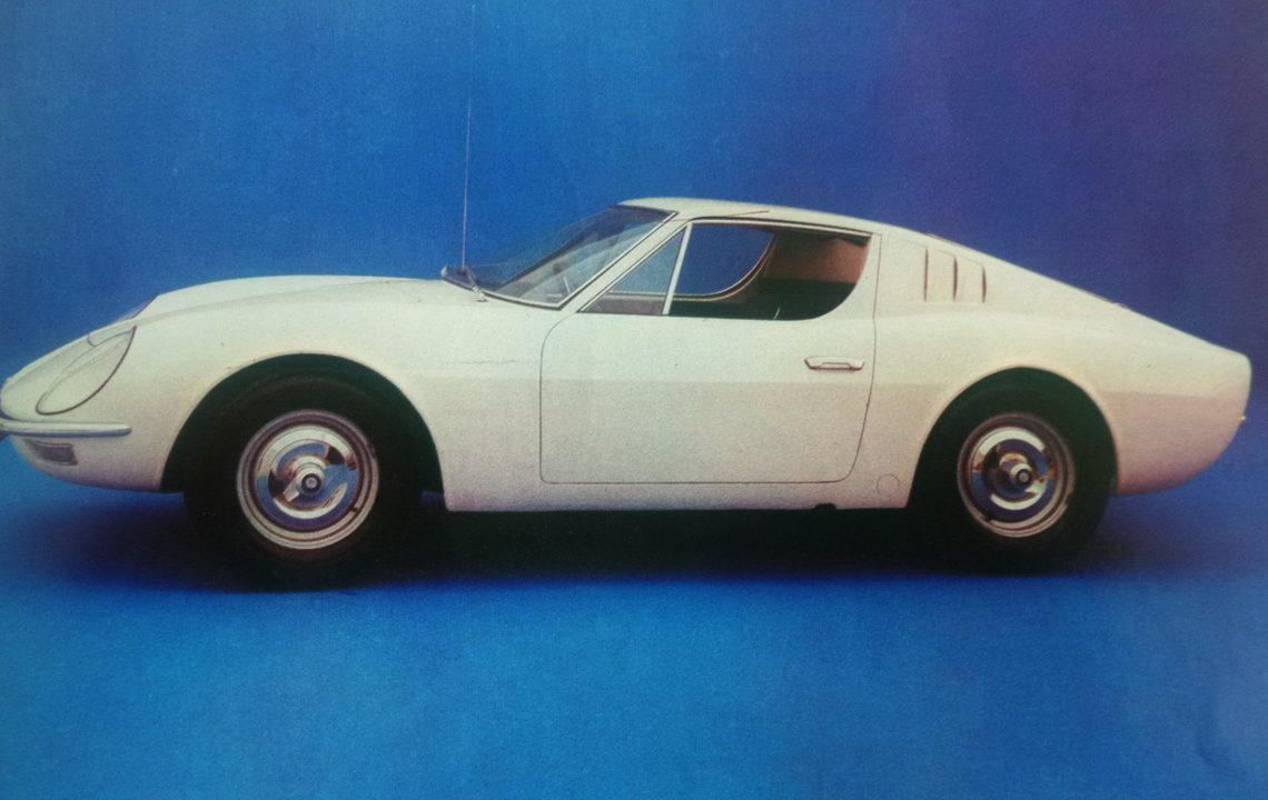 Foto: Enciclopédia do Automóvel