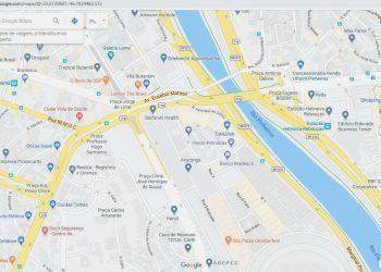 Mapa: Google Maps