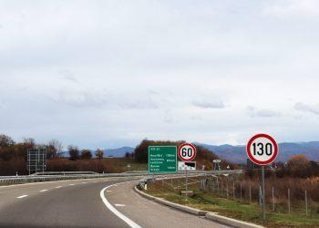 Foto: Autoestrada na Sérvia por Nora Gonzalez