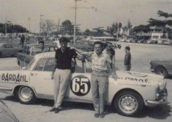 Quilômetro de Arrancada 1962 , Mario e Baroni