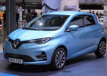 Renault Zoe (Foto> autor_