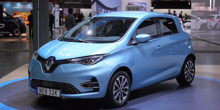 Renault Zoe (Foto: autor)