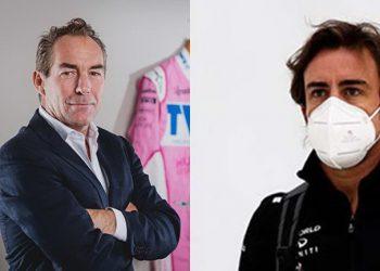 Fotos: Racing Point e Renault