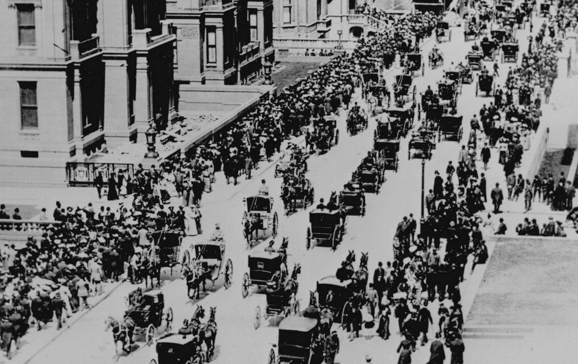Nova York 1900 (Foto: viewing.nyc