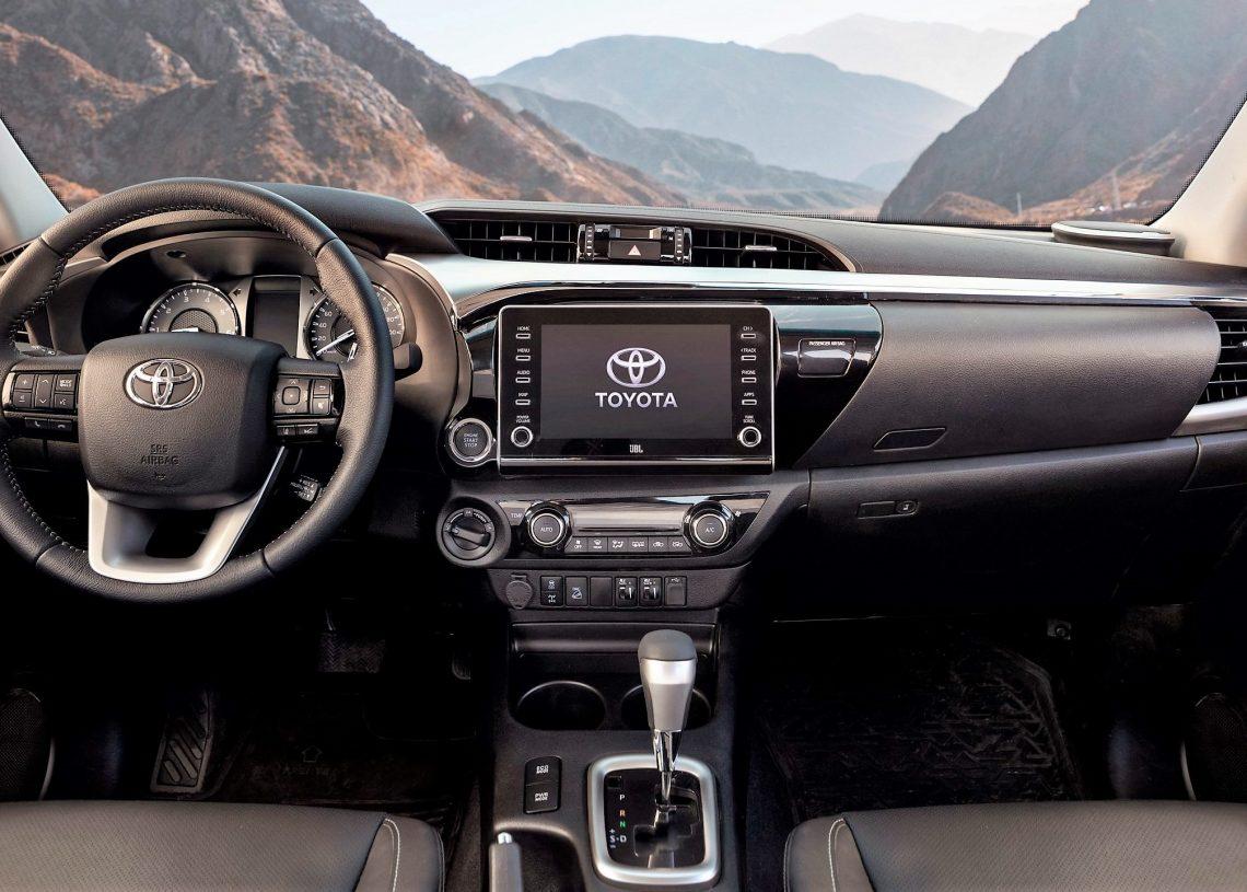 Fotos: divulgação Toyota do Brasil