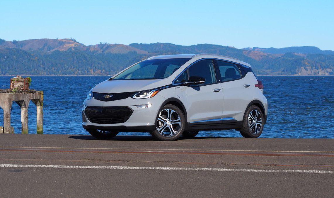 Chevrolet Bolt (Foto: cnet.com)