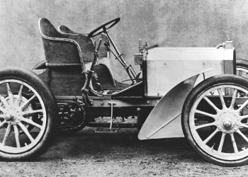 Mercedes 35 HP (Foto: arquivo Mercedes-Benz)