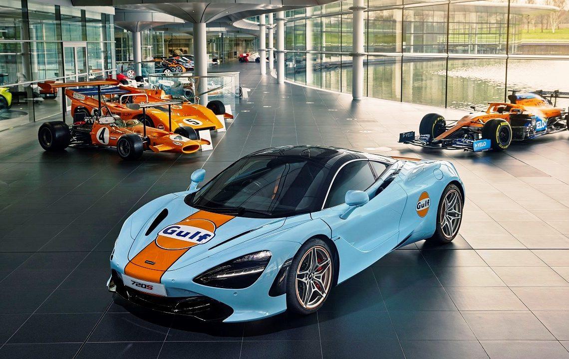 Fotos: Divulgação McLaren
